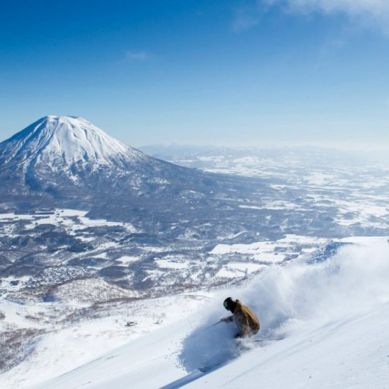 Niskeo Ski Grand Hirafu